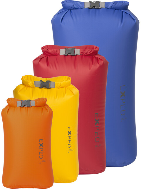 Exped Fold Drybag 3l-13l assorted